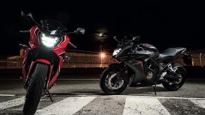 Honda представи мотоциклетите CB650F и CBR650F за 2018-а