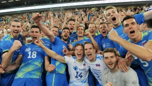 Словения с историческо класиране за световно първенство