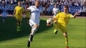 Динамо Брест спечели купата на Беларус в мач с 20 дузпи, Караджов остана резерва