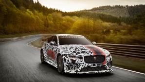 SVO представя най-екстремния Jaguar досега - XE SV Project 8 (Видео)