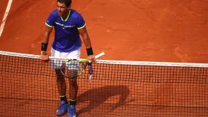 """Надал с категорична победа в първия кръг на """"Ролан Гарос"""", лош ден за французите"""