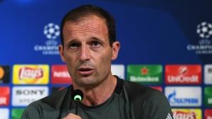 Алегри: Не е правилно да ни смятат за фаворити срещу Реал Мадрид