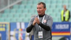 Стамен Белчев остава и през новия сезон