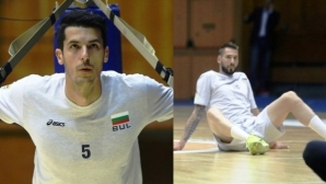 Двама волейболни национали отиват във Франция