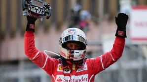 Как две феноменални обиколки бяха достатъчни на Фетел да спечели в Монако