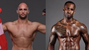 UFC обявиха разтърсващ двубой в полу-тежката категория