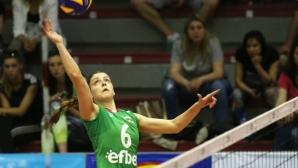 Мирослава Паскова: Предстои ни интересен и труден мач срещу Турция