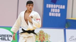Денислав Иванов спечели бронз в кат. до 66 кг на Европейската купа по джудо в Лайбниц