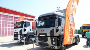 Камионите Ford на Truck Expo 2017: Предимството на новодошлите (Видео)