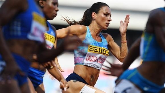 Ивет завърши четвърта на 200 м на Диамантената лига в Осло, но я дисквалифицираха (видео)