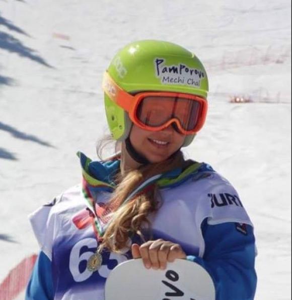 Теодора Пенчева: Радо Янков ме върна в сноуборда след 6 години прекъсване