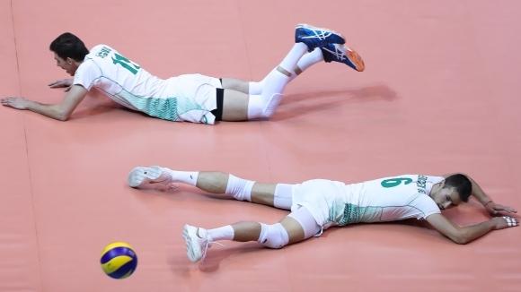 България рухна в решаващия сблъсък с Аржентина (видео + галерия)