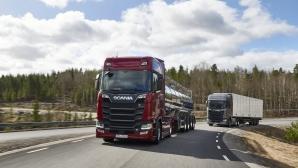 Scania представиха новото поколение Euro 6 V8