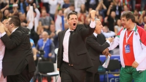 Пламен Константинов: В спорта се изисква постоянство във всяка тренировка и всеки мач