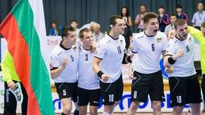 България срещу Люксембург в битка за 5-о място на Световната купа! Гледайте мача ТУК!!!