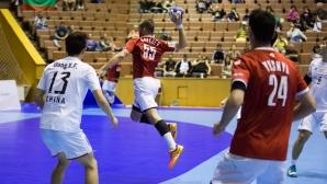 България разби Китай за 5-о място на Световната купа