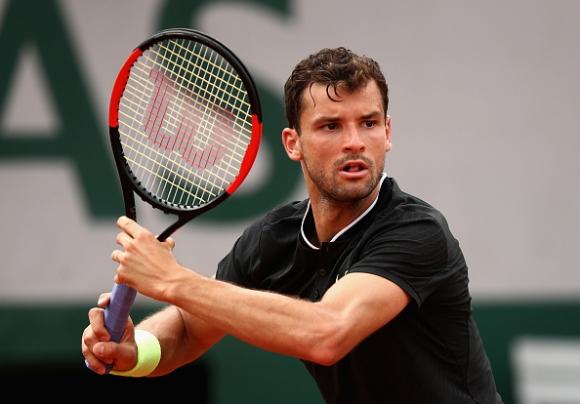 Григор Димитров е само на 60 точки от топ 10