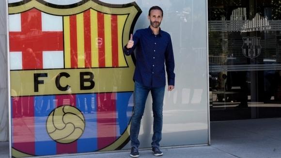 Новият треньор на Барса: Няма лош момент да дойдеш тук