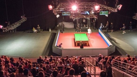 Новият снукър сезон започва от Латвия по Евроспорт