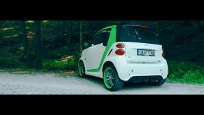 Vilner накра Brabus да позеленее заради  Smart Fortwo MkII (Видео)