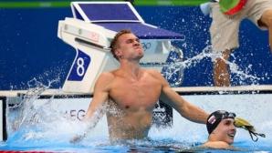 Олимпийски шампион по плуване от Рио ще участва на държавния ни шампионат