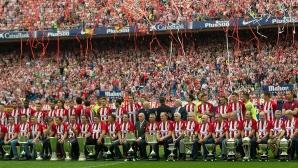Атлетико ще плаща 180 млн. евро за заплати