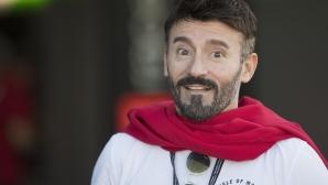 Мотоциклетистът Макс Биаджи претърпя операция на белите дробове
