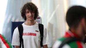 Тихомир Иванов: Целта ми е да дам максимално много точки на отбора