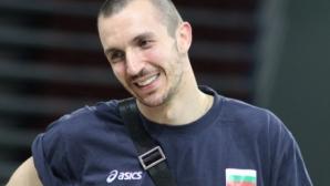 Боян Йорданов се връща в националния отбор за Евроволей 2017