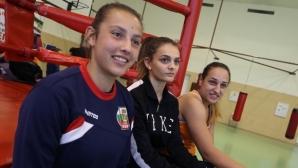 Националките по бокс амбицирани за европейски медали пред родна публика