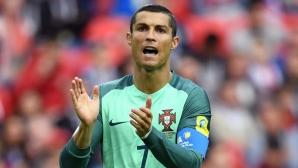 Роналдо вади оферта от ПСЖ за 200 милиона евро пред Перес
