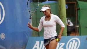 Виктория Томова се класира на полуфиналите в Измир