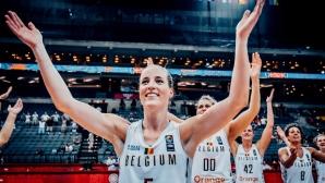 Белгия стана първият полуфиналист на Евробаскет 2017