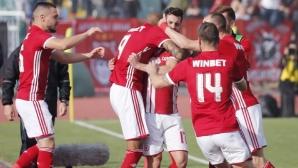 ЦСКА-София срещу трима българи в поредна контрола