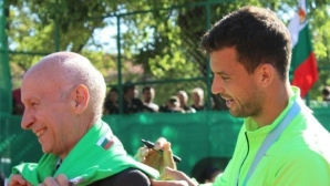 Клубът на Григор Димитров е предложен за субсидиране