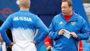 Григор развали настроението на водещ руски треньор