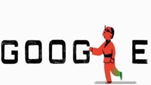 Google създаде Doodle за Световното по таекуондо