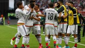 Мексико - Русия 1:1, Нова Зеландия - Португалия 0:2 (гледайте на живо)