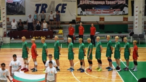 България се класира за полуфиналите на Балканиадата в Стара Загора