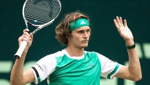 Зверев е съперникът на Федерер на финала