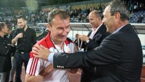 Белчев: Имахме пълен контрол, но трябва да намалим грешките