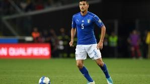 Рома си връща младежки национал на Италия