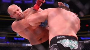 Мат Митрион шокира Фьодор Емеляненко с нокаут на Bellator 180 (видео + галерия)
