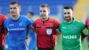 Стефан Апостолов свири квалификация в Шампионската лига