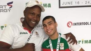 Асенов: Горд съм, че съм българин!