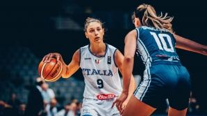 Италия спечели седмото място на женския Евробаскет