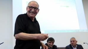 Легендарният Димитър Пенев обясни в свой стил изваждането на ЦСКА-София от Европа