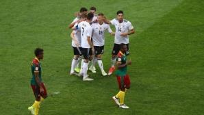 Победа номер 100 за Йоаким Льов и полуфинал за Германия