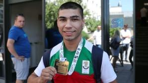 Шампионът Даниел Асенов: На Световното целта е финал