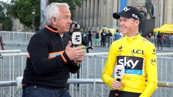 Легендата на Тур дьо Франс Грег Льомонд за Sportal.bg: Кинтана и Фрум са фаворити тази година